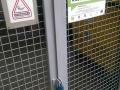Kovaná brána povrchově upravená termoplastem pro dlouhou životnost_1